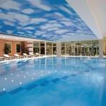 Grand Cevahir Hotel. havuz