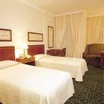 Grand Cevahir Hotel. odaları