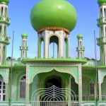 The-Green-Mosque